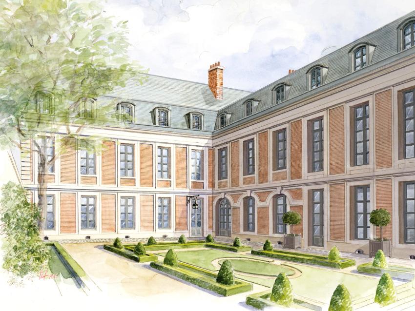 Elysee consulting programme loi malraux versailles for Jardin de invierno loi suites